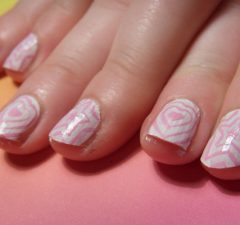 uso del gel per le unghie